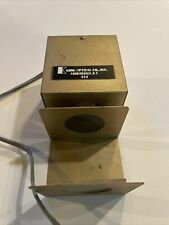 New listing Kirk Optical Co. Tempr-A-Scope Polariscope-Vintage