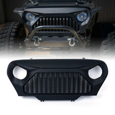 Gladiator Vader Front End Grille Black Angry Monster for 97-06 Jeep Wrangler TJ
