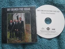 Dry Branch Fire Squad Echoes Of The Mountains  CDr 14 track Promo UK CD Album