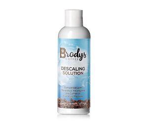 Brodys Descaling Solution, All Machines 8oz Nespresso Keurig, 1 Pack