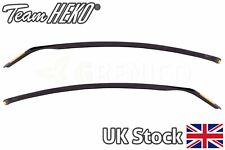 HONDA CIVIC mk8 5door hatchback 2006-2012 wind deflectors 2pc HEKO TINTED new
