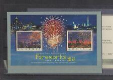 Österreich 2006 ** Block 34 Feuerwerk Bauwerke Postfrisch siehe scan