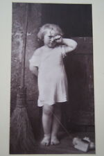 EN PENITENCE ENFANT  LEON PERRAULT  TABLEAU CARTE ALBUM  PHOTO GOUPIL N°836
