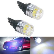 4Pcs T10 5050 5SMD LED Car Vehicle Side Tail Lights Bulbs Lamp White ☆DFN
