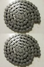 2 - Dixon ZTR Mower 47 inch outer roller drive chain 2408 539115355 * S4094EL