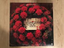 The Stranglers ‎– IV No More Heroes 1977 A&M SP-4659 Jacket VG Vinyl NM-