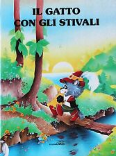 IL GATTO CON GLI STIVALI [Libro, Edizioni Larus]