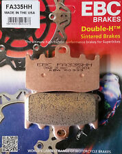 EBC/FA335HH Sintered Brake Pads (Front) - BMW R1200GS, R1150GS, R1150RT, R1100S