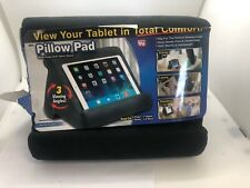 Pillow Pad Multi-Angle Tablet Stand (Charcoal Grey) NWOB