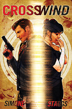 CROSSWIND #1 OPTIONED FOR TV SHOW  IMAGE 1ST PRINT 21/06/17 NM