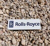 Rolls Royce Racing Car Garage Shop Man Cave METAL SIGN 4x12 50202