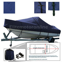 Sea Ray 230 Sundancer Cuddy Cabin Trailerable Deluxe Boat Storage Cover