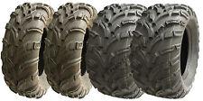 Juego de 4 Neumáticos Quad 25x8-12 & 25x11-12 6ply marca E legal carretera ATV