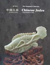 BOEK/LIVRE: Chinese Jades from Neolithic to Qing (fauna & flora,figure