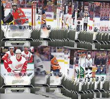 2020-21 20-21 UPPER DECK MVP HOCKEY PUZZLE CARDS 1-200 PICK YOUR CARD