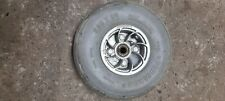 Shoprider deluxe model TE-888NR front wheel and tyre