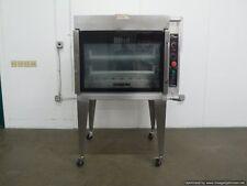 """Hardt Blaze Gas 40 Chicken Capacity 50"""" Rotisserie Ribs Beef Oven Hobart Grocery"""