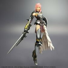 Play Arts Kai Final Fantasy XIII-2 Lightning Figure Square Enix