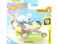 Hotwheels Bubble Matic Experimotors 101/365 Short Card 1 64 Scale Sealed New