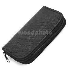 Nylon Tasche Etui Case Schutz für 20 Speicherkarten CF Karte/SmartMedia/SD/SDHC