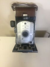 Antique 1948 POLAROID LAND CAMERA Model 95 PHOTOGRAPHY 1 minute develop PICTURE