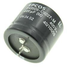 1pcs1000uF 400V EPCOS B43508 35x55mm Long Life 400V1000uF capacitor