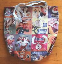 Vintage Advertising Tote Bag - Cereal - NWT