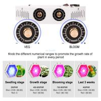 1000W Cob Led Grow Light Adjustable Full Spectrum IR Panel Lamp For Indoor Plant