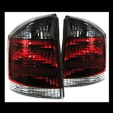 Vauxhall VECTRA C SMOKED REAR LAMPS BACK LIGHTS NEW PAIR TAIL CLUSTERS