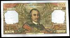100 francs CORNEILLE   03 09 1970  B 489