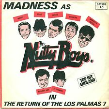 """Madness - Return Of The los Palmas 7 / Thats The Way To Do It 7"""" Single (S9884)"""