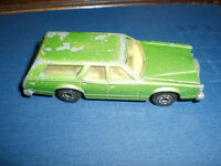 "MODEL CAR "" MATCHBOX ""  N 74 - 1978 COUGAR VILLAGER"