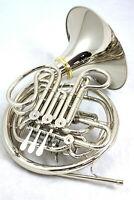 "Hans Hoyer 6801NSAL Heritage ""Kruspe Style"" French Horn w/ Detachable Bell"