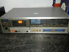 reproductor cassette teac v-350c