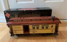 Aristo Craft Trains - #1 Gauge 1:29 Scale - Santa Fe Passenger Car - ART-31105