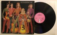 Fotheringay - Self Titled - 1970 UK 1st Press ILPS-9125 VG++ Ultrasonic Clean