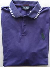 Nwt Polo Golf Ralph Lauren Performance Pro Fit Pima Cotton Shirt Big Pony L