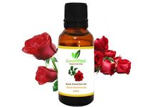 SANCTIFIED Rose Essential Oil 100% Pure Natural For Skin & Hair