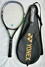 New listing Yonex Ultimum Rq Ti 2000 Long Muscle Power G4 1/2 55-65lbs with Carry Case