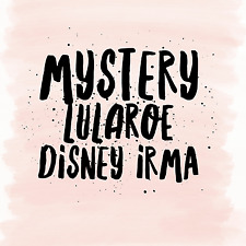 S - Small Lularoe Disney Collection Irma Tunic  NWT  Mystery Sale !