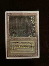 Bayou Dual Land Revised English MtG - Magic the Gathering. Mint.