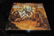 Mozart - Noces de Figaro,  Anna Moffo, Fiorenza Cassotto Giulini - 3 LP - SEALED