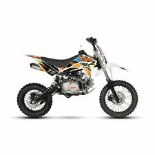 KAYO Moto 110CC con frizione Ruote 12 pollici Moto Cross Benzina