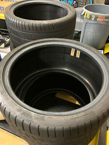 Chevrolet Corvette 4-285/30ZR19 Michelin Pilot Sport A/S 3 Plus ZP 94Y Tires