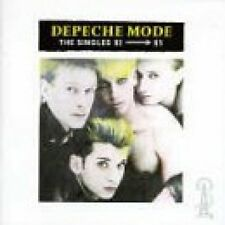 Depeche Mode Singles 81-85 (15 tracks) [CD]