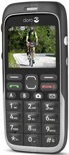 Doro Phone Easy 520X - Black (GSM Unlocked) Seniors Cellular Phone Brand New
