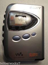 Sony WM-FX290 Walkman Radio AM FM TV Weather Cassette