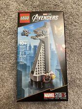 LEGO MARVEL SUPER HEROES 40334 Avengers Tower NISB NEW & SEALED