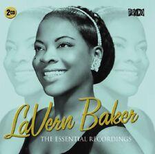 LAVERN BAKER - ESSENTIAL RECORDINGS 2 CD NEUF