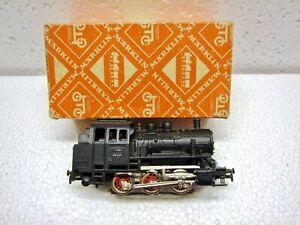 HO Scale Marklin CM 800 3 Rail 0-6-0 Steam Locomotive 89005 w/Original Box